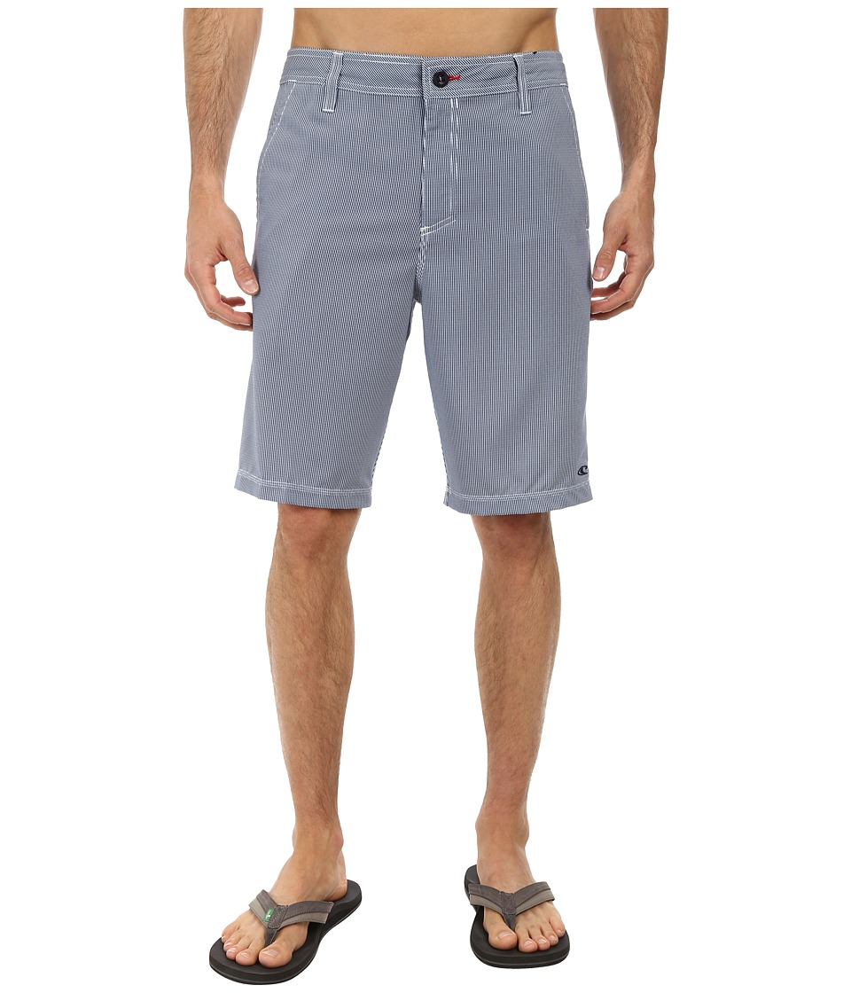 O'Neill - Hadouken Hybrid Boardshorts (Navy) Men's Swimwear