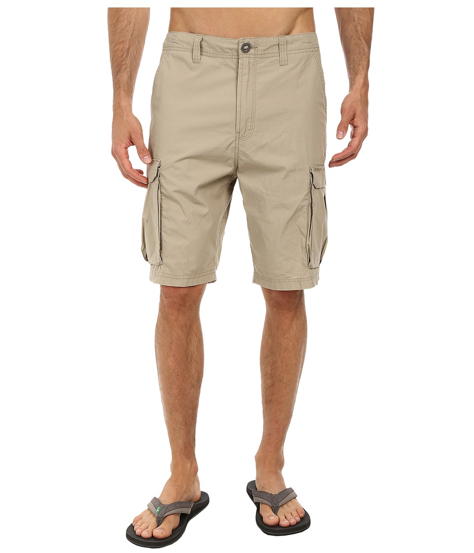 O'Neill - Hammer Light Walkshort (Khaki) Men's Shorts