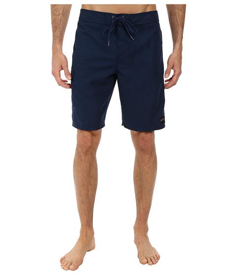 O'Neill - Santa Cruz Solid Boardshorts (Dark Navy) Men's Swimwear