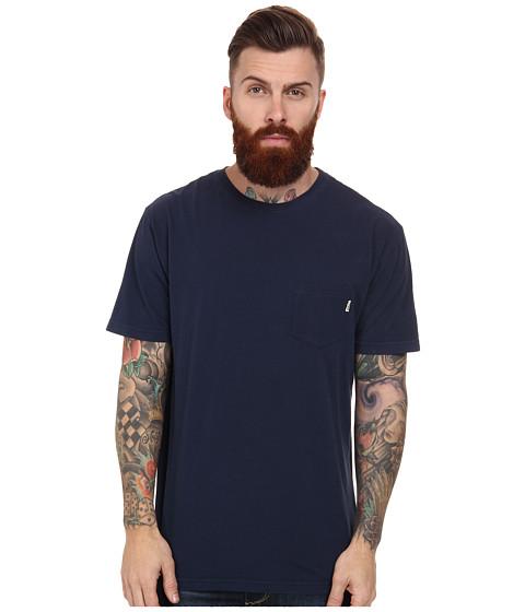 O'Neill - Slow Ride S/S Screen Tee (Navy) Men's T Shirt