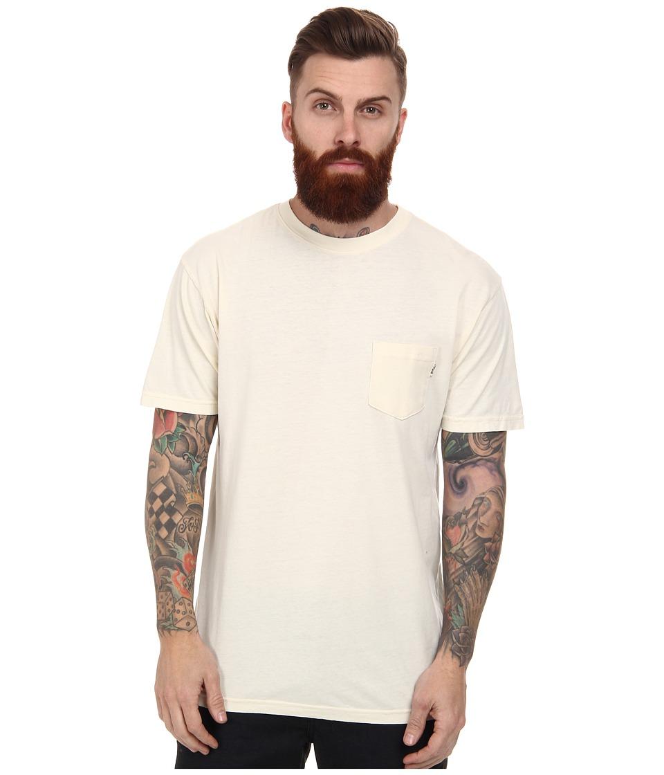 O'Neill - Slow Ride S/S Screen Tee (Stone) Men's T Shirt