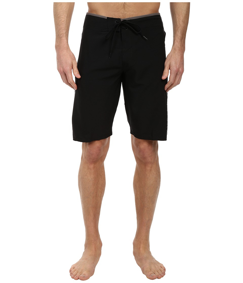 O'Neill - Santa Cruz Stretch Boardshorts (Black) Men's Swimwear