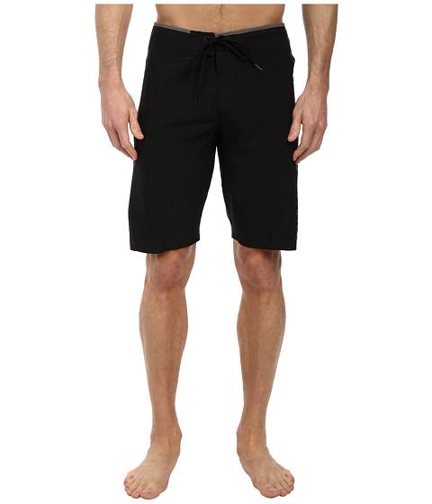 O'Neill - Santa Cruz Stretch Boardshorts (Black) Men's Swimwear