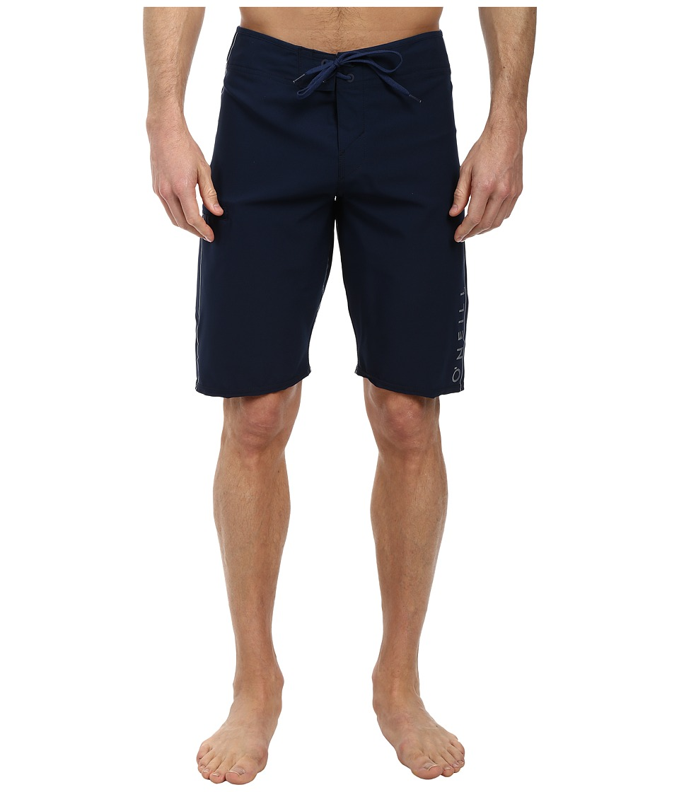 O'Neill - Santa Cruz Stretch Boardshorts (Dark Navy) Men's Swimwear