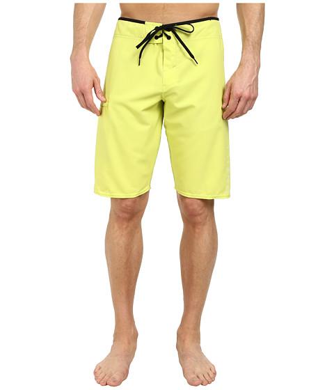 O'Neill - Santa Cruz Stretch Boardshorts (Lime) Men's Swimwear