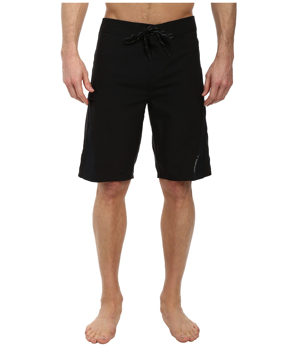 O'Neill - Superfreak Series Boardshort (Black) Men's Swimwear