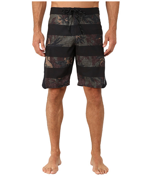 O'Neill - Superfreak Scallop Superfreak Series Boardshort (Military Green) Men's Swimwear