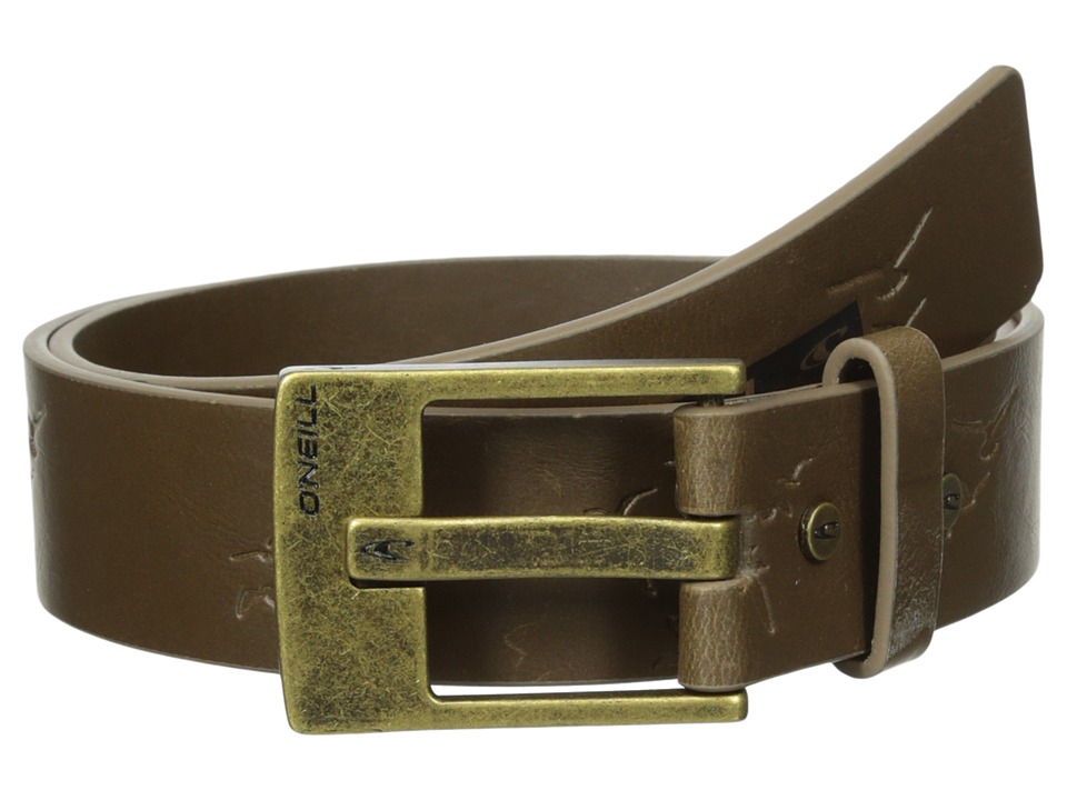 O'Neill - Speedwalker Belts (Mocha) Men's Belts