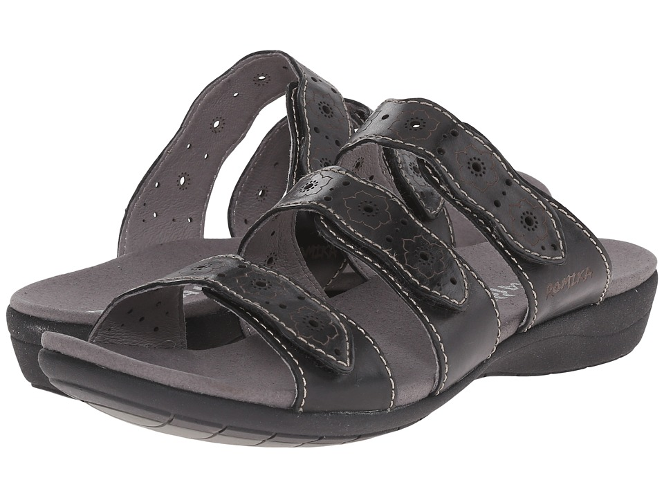 Romika Tahiti 01 (Black Surf) Women
