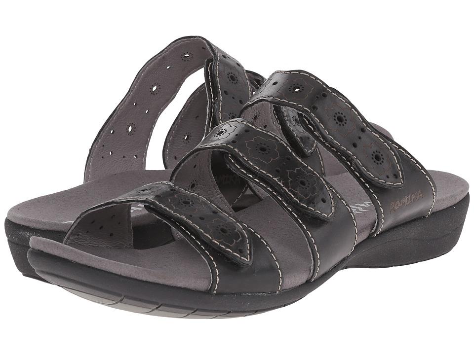 Romika - Tahiti 01 (Black Surf) Women's Shoes
