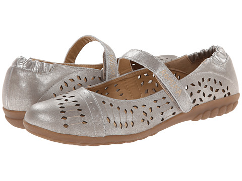 Romika - Bahamas 103 (Platin Antik Metallic) Women's Maryjane Shoes