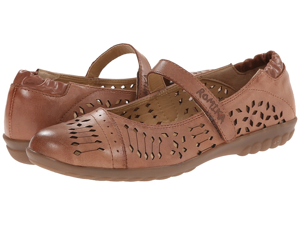 Romika - Bahamas 103 (Bark Surf) Women's Maryjane Shoes