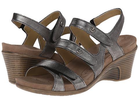 Romika - Bali N 07 (Basalt Antik Metallic) Women's Shoes