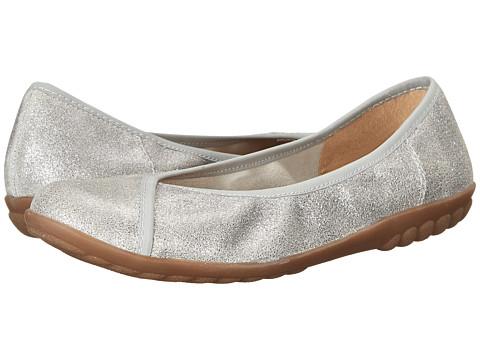 Romika - Bahamas 101 (Ash Glitter) Women's Slip on Shoes