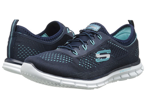 SKECHERS - Harmony (Navy/Aqua) Women