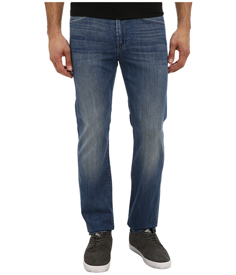 7 For All Mankind - Luxe Performance Slimmy Slim Straight in Blue Mist (Blue Mist) Men's Jeans