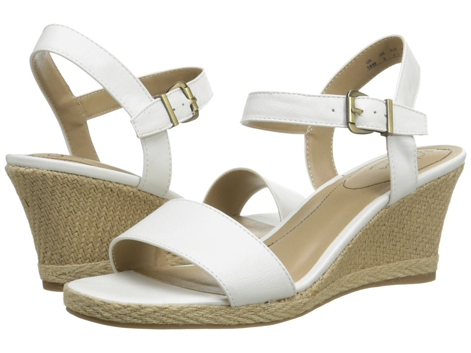 LifeStride Reagan (White) Women