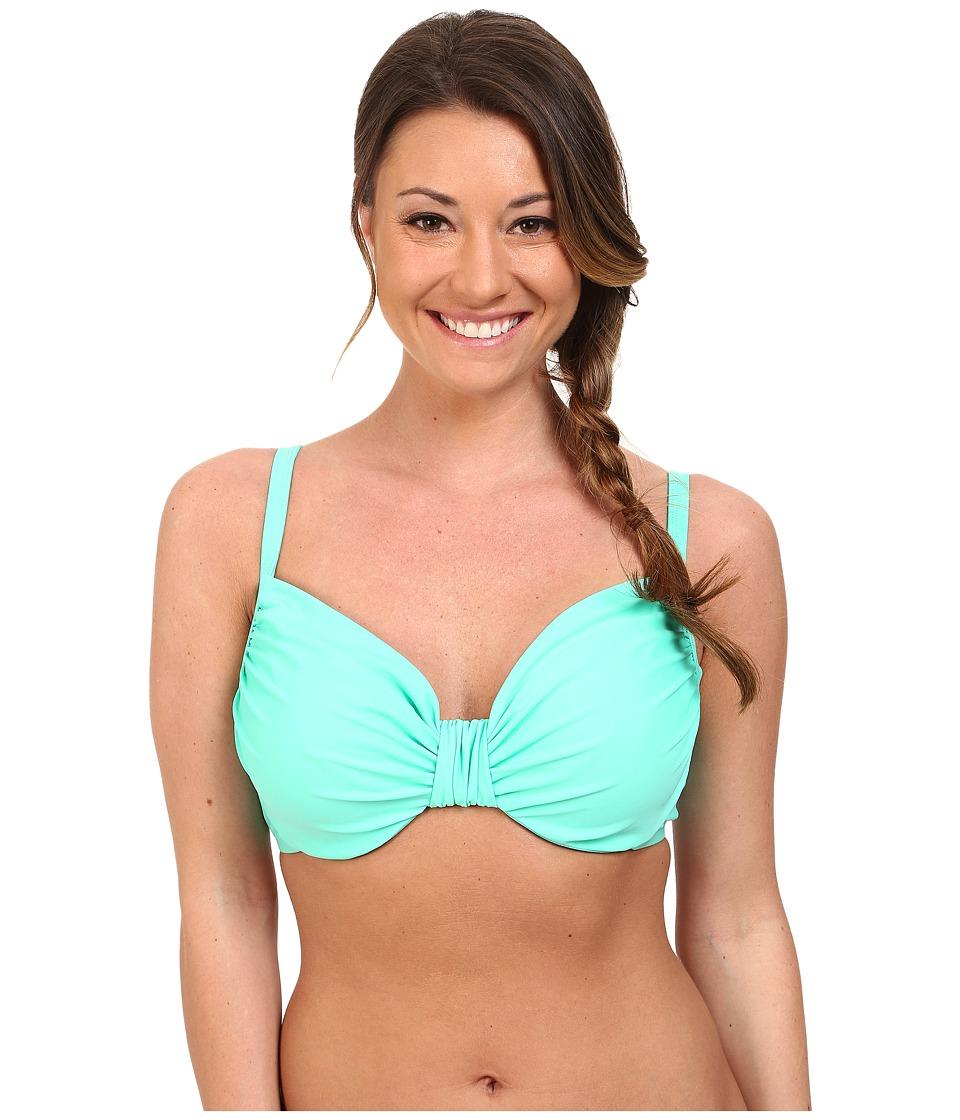 Body Glove - Smoothies Delia Top D-DD-E Cup (Lagoon) Women's Swimwear