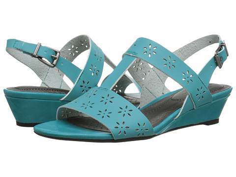 LifeStride - Yasmina (Truly Turquoise) Women's 1-2 inch heel Shoes