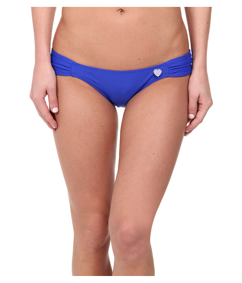 Body Glove - Smoothies Bali Side Ruched Bottom (Abyss) Women's Swimwear