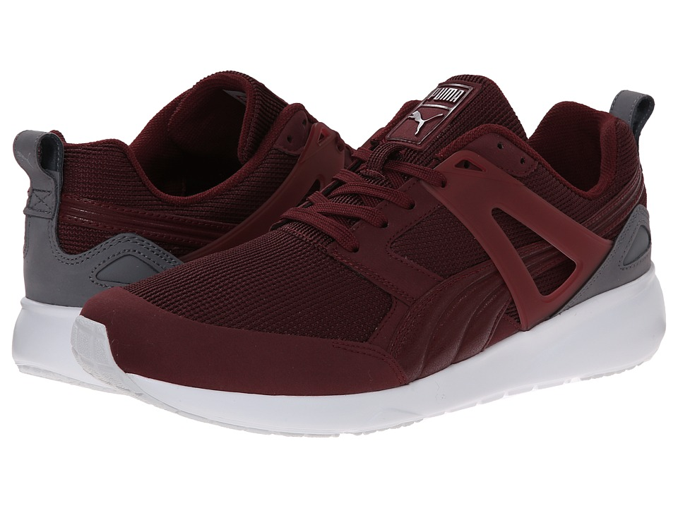 PUMA - Aril (Zinfandel/Steel Grey) Athletic Shoes