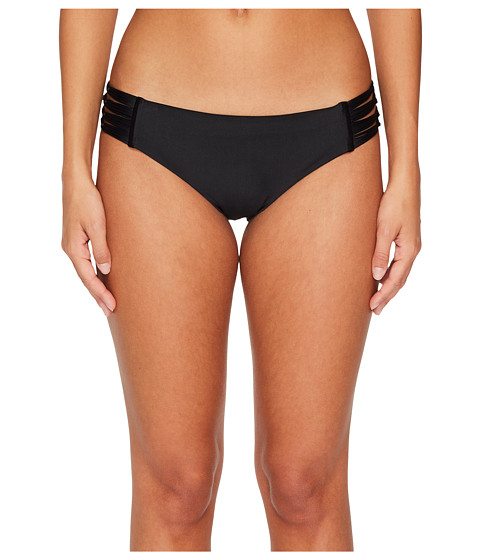 Body Glove - Smoothies Ruby Low Rise Bottom (Black) Women