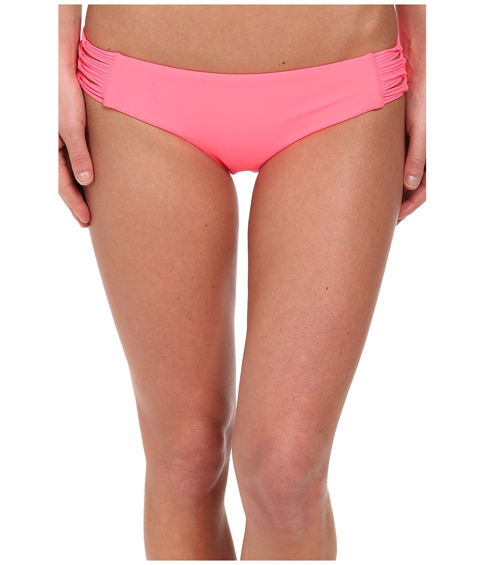 Body Glove - Smoothies Ruby Low Rise Bottom (Fabulush) Women's Swimwear