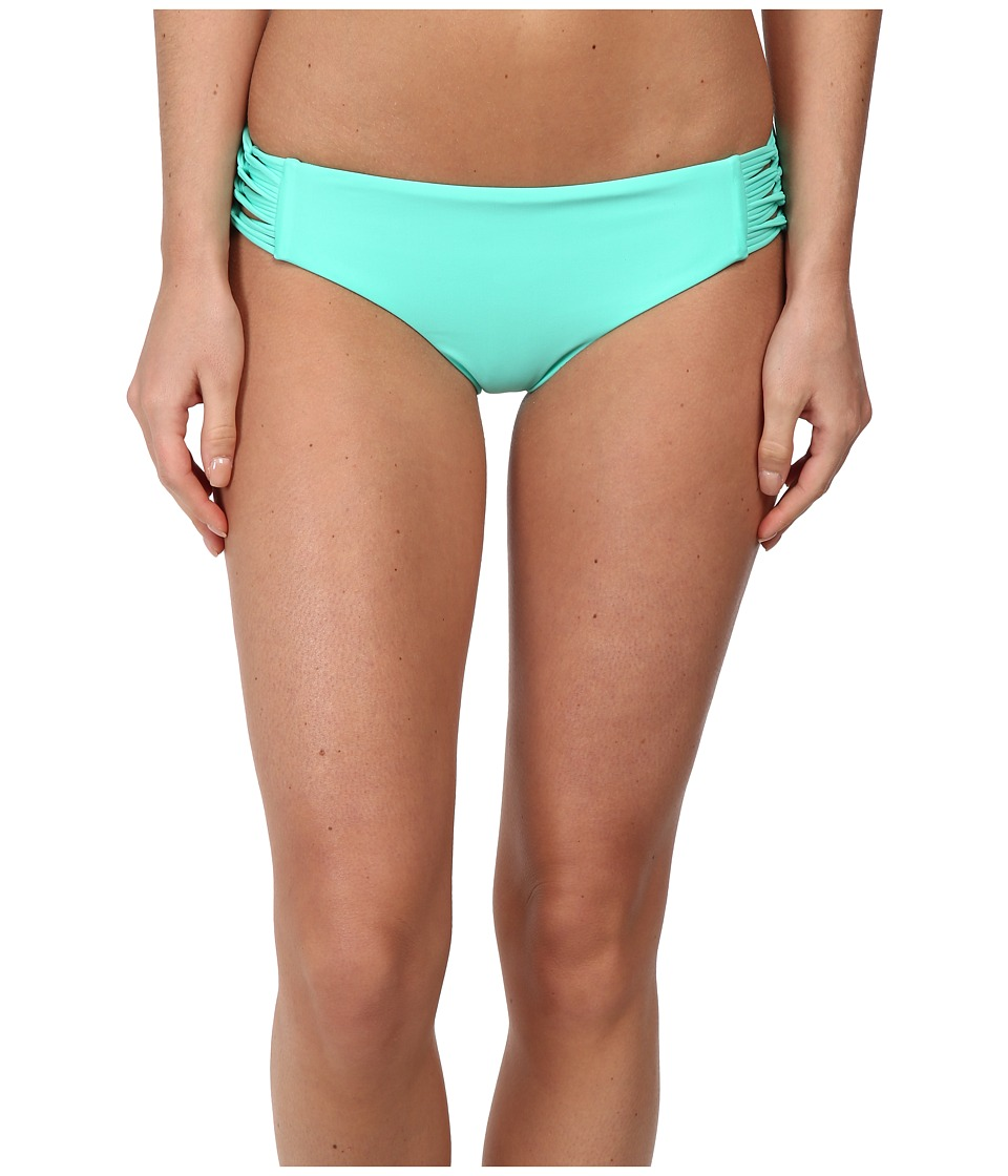 Body Glove - Smoothies Ruby Low Rise Bottom (Lagoon) Women's Swimwear