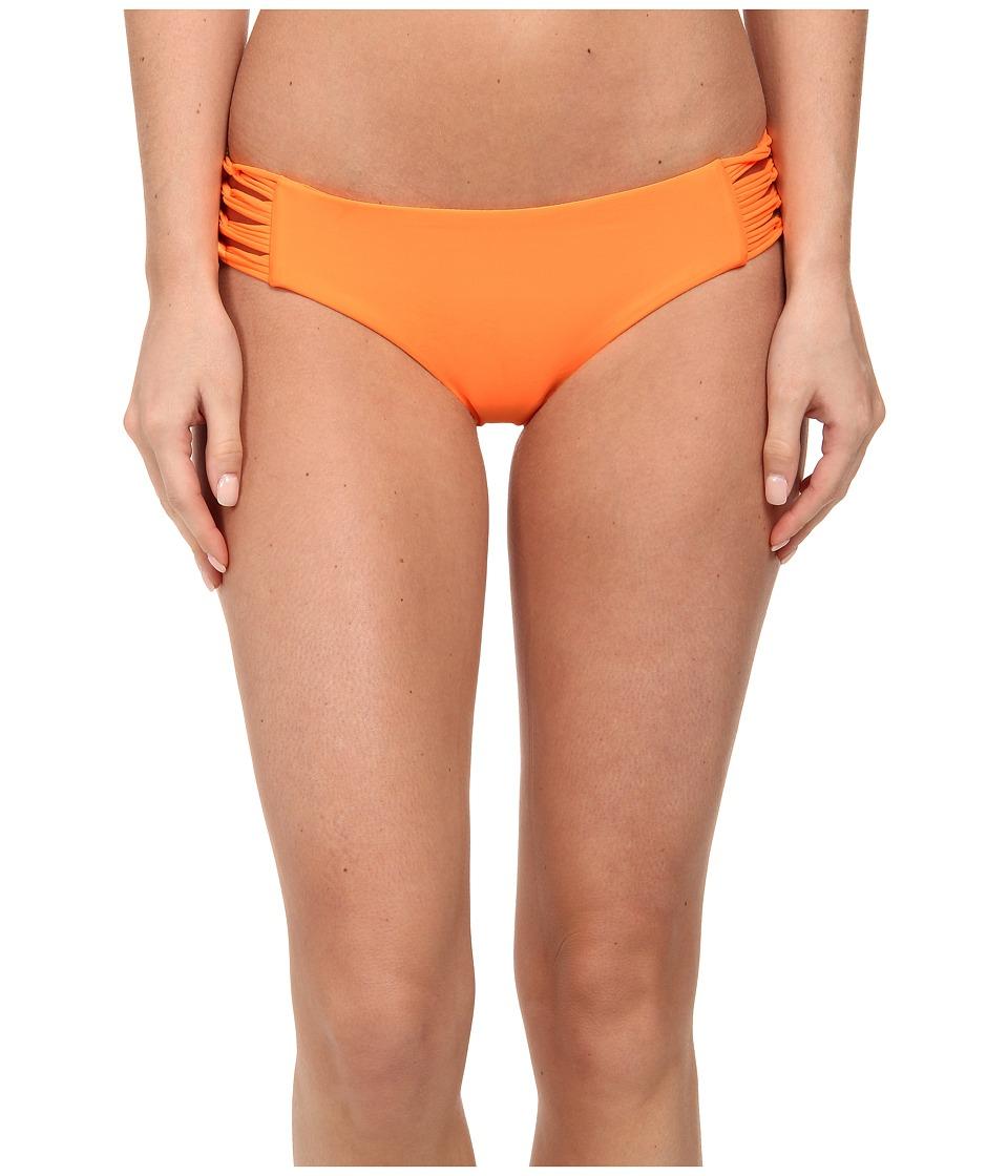 Body Glove - Smoothies Ruby Low Rise Bottom (Wildfire) Women's Swimwear