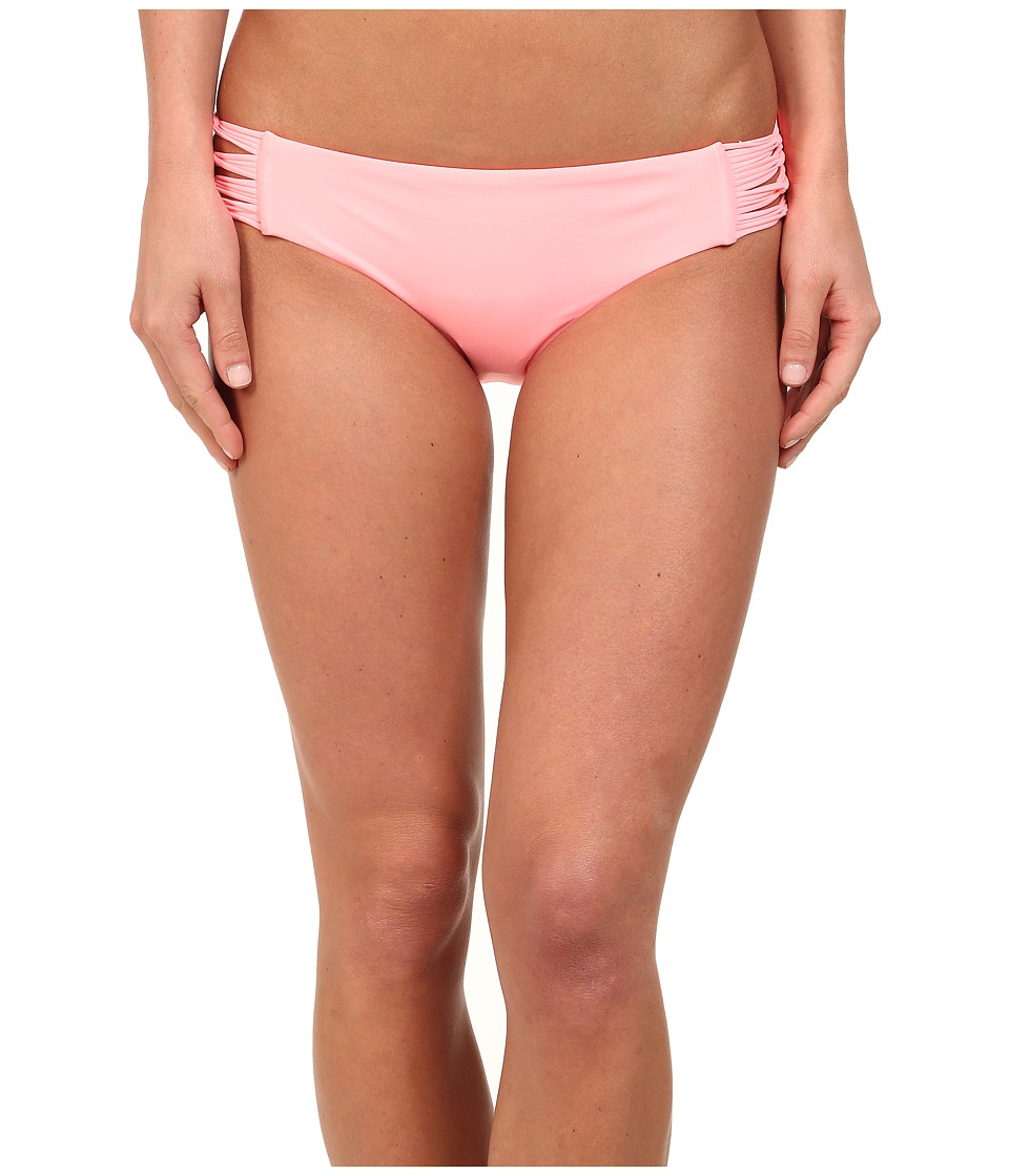 Body Glove - Smoothies Ruby Low Rise Bottom (Atomic) Women's Swimwear