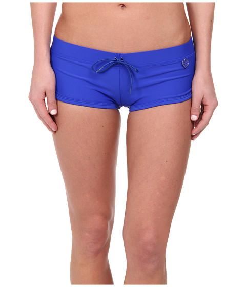 Body Glove - Smoothies Sidekick Sporty Swim Short (Abyss) Women's Swimwear