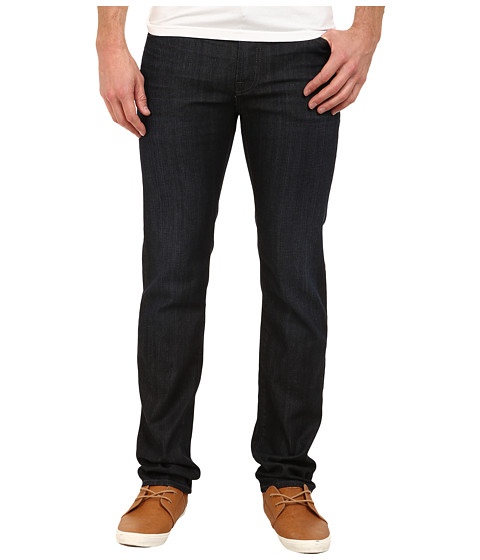 7 For All Mankind - Slimmy w/ Clean Pocket in Movember 14 (Movember 14) Men