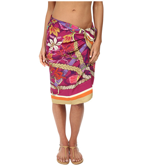 Maaji - Max Fuchsia Pareo Cover-Up (Multi) Women's Swimwear