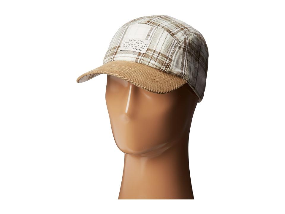 Diesel - Curiko Hat (Cream) Caps