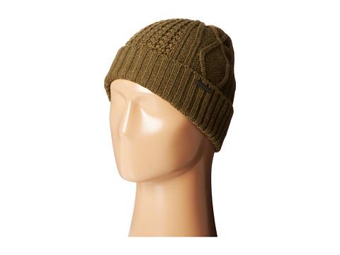 Diesel - K-Udit Cap (Olive/Green) Knit Hats