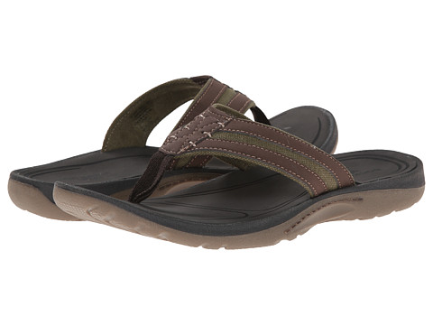 Dockers - Balfore (Brown/Olive) Men's Sandals