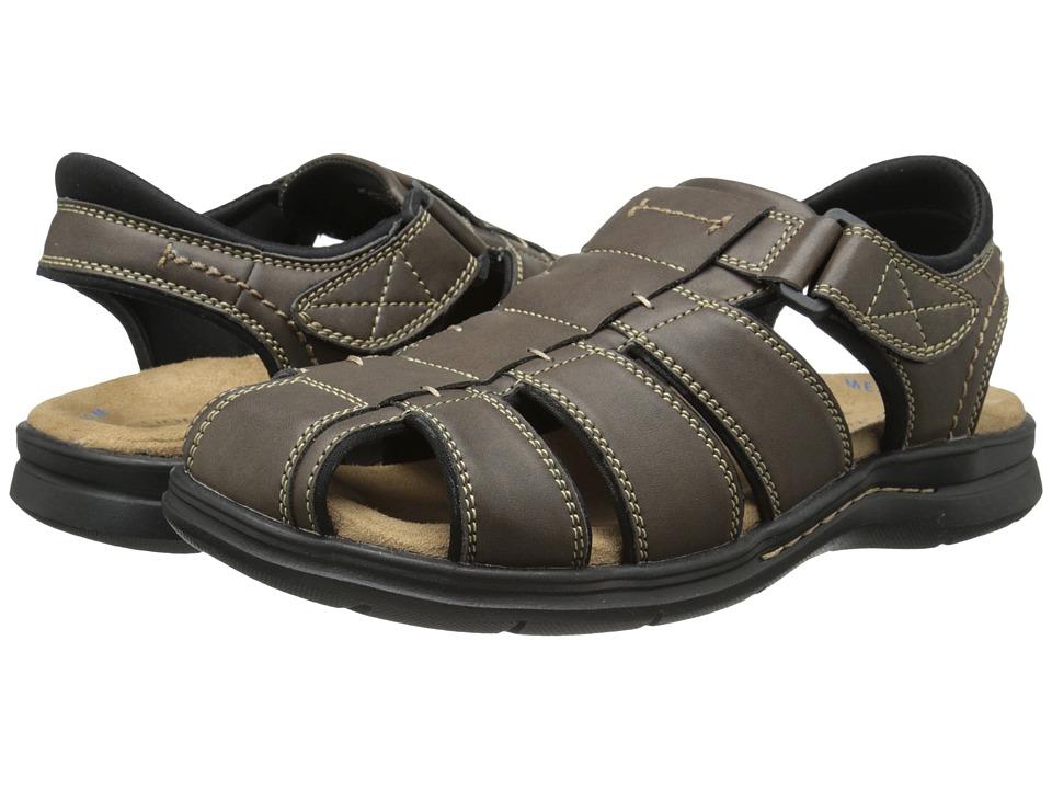 Dockers - Marin (Dark Brown) Men's Shoes