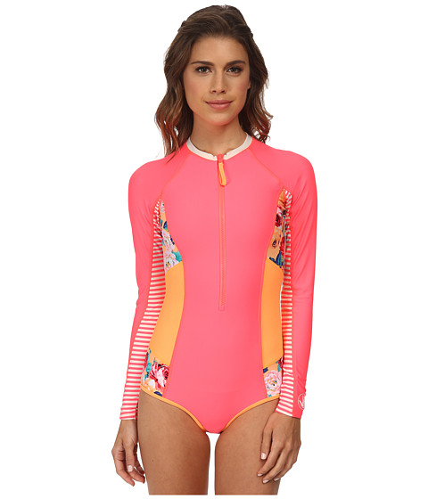 Body Glove - Sanctuary Breathe Paddle Suit (Wildfire) Women