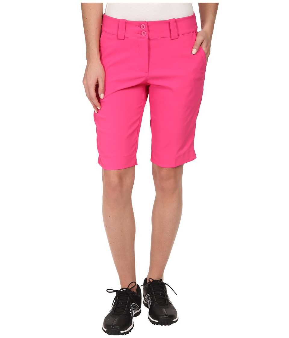 Nike Golf - Modern Rise Tech Short (Hot Pink/Hot Pink) Women's Shorts