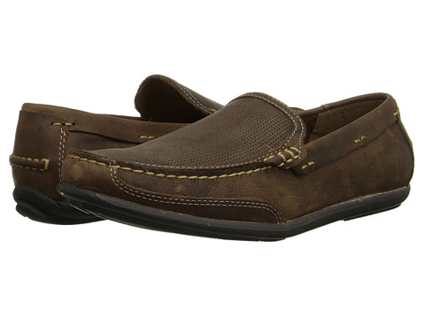 Dockers - Brandt (Walnut) Men's Shoes
