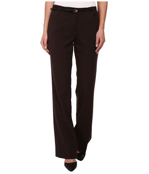 Calvin Klein Belted Modern Fit Pant Otter Women S
