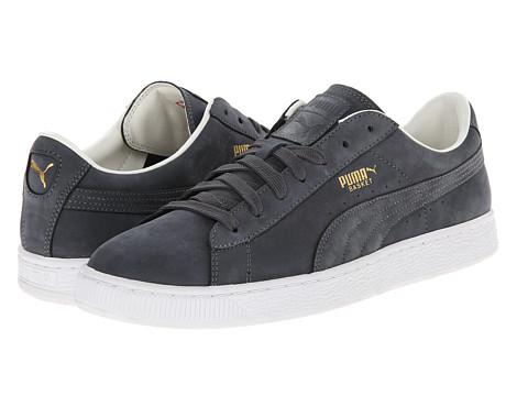 PUMA - Basket Citi Series NBK (Dark Shadow) Athletic Shoes