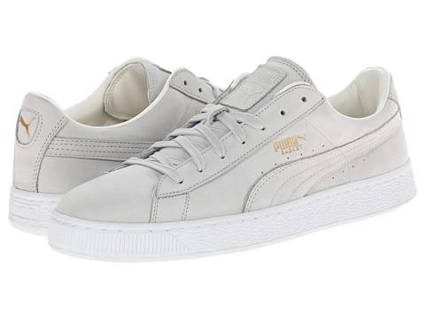 PUMA - Basket Citi Series NBK (Grey Violet) Athletic Shoes