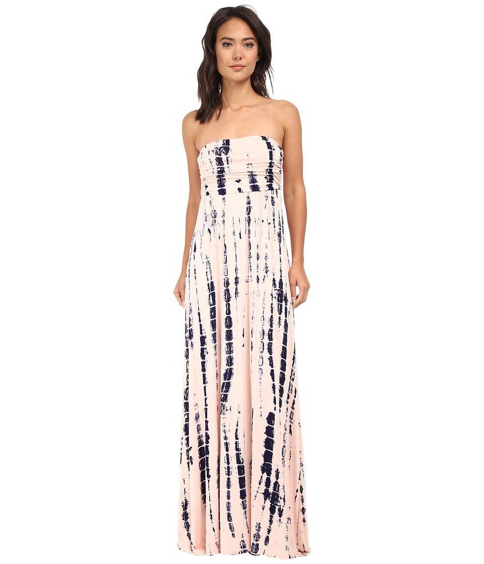 Culture Phit - Hally Dress (Light Pink Tie-Dye) Women's Dress