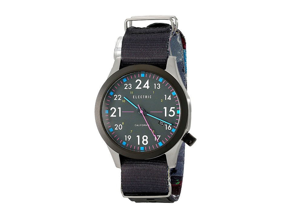Electric Eyewear - FW01 Nato (James Haunt 2.0) Watches