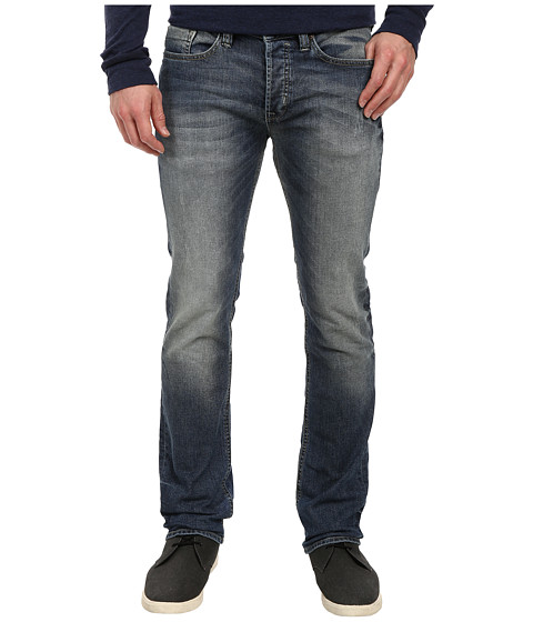 Buffalo David Bitton - Evan Slim Straight Leg Jean in Indigo (Indigo) Men's Jeans