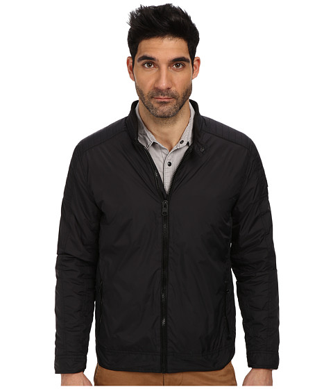 Buffalo David Bitton - Jaguar Nylon Poplin Jacket (Cannon) Men