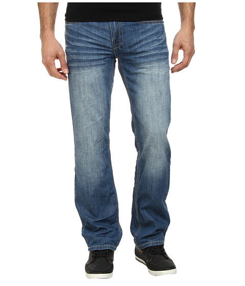 Buffalo David Bitton - Driven - Lucas Blue (Indigo) Men's Jeans