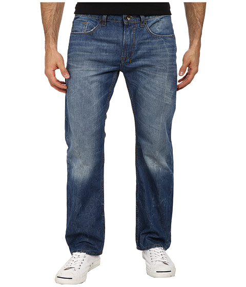 Buffalo David Bitton - Six - Marcelo (Indigo) Men's Jeans