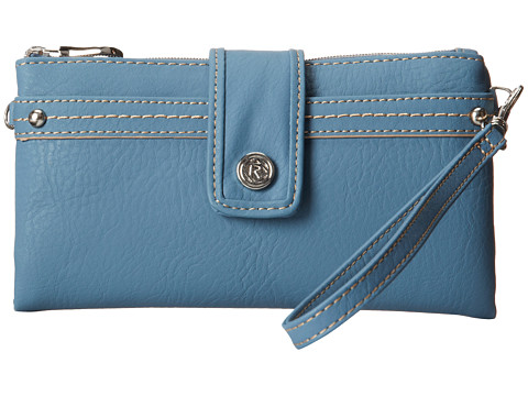 Relic - Vicky Checkbook (Sky Blue) Clutch Handbags